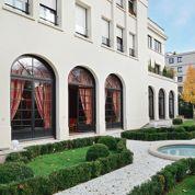 À Neuilly, 75M€ l'hôtel particulier