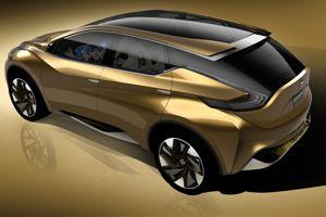 Le concept Resonance est l'œuvre du bureau de style californien de Nissan.