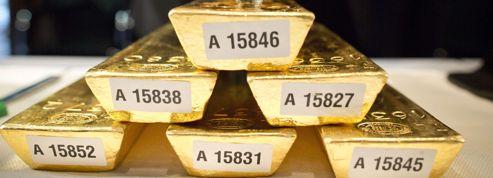 L'Allemagne va rapatrier tout son or entrepos� � Paris