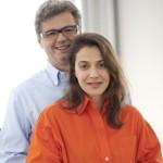 Myriam et Amaury de Solages.