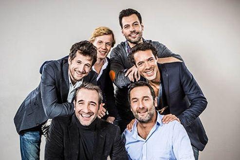 Jean Dujardin, Guillaume Canet, Gilles Lellouche... Les voici partis à la conquête du petit écran.