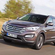 Hyundai Santa Fe, un bel esprit de famille