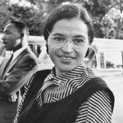 Rosa Parks, militante des droits civiques