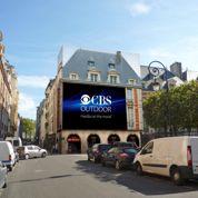 L'américain CBS sort de l'affichage