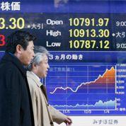 Japon: la chute du yen fait râler