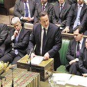 David Cameron rattrapé par la realpolitik