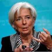 La Grèce sur la bonne voie, selon Lagarde