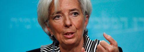 La Grèce sur la bonne voie, selon Christine Lagarde