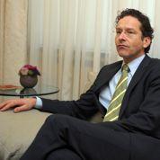 Dijsselbloem à la tête de l'Eurogroupe
