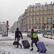 Paris: qui doit déneiger les rues ou les rails ?