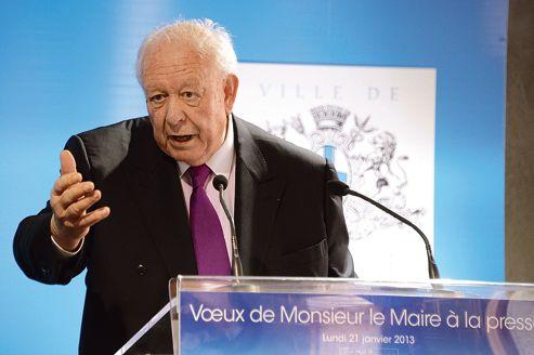 Jean-Claude Gaudin aux journalistes, lundi: «S'il s'avérait que je suis le meilleur candidat pour faire gagner mon camp, j'intégrerai cet élément dans ma réflexion.»