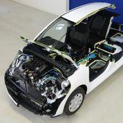 Hybrid Air, la botte secrète de PSA Peugeot Citroën