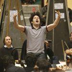 Gustavo Dudamel à la tête du Los Angeles Philharmonic.