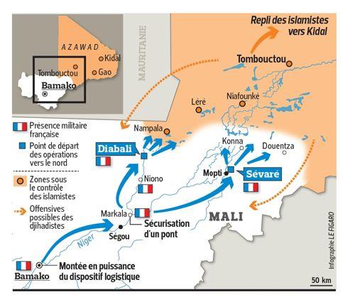 L'intervention militaire française au Mali vise-t-elle à assurer les intérêts d'Areva ? 1e38b290-657c-11e2-9c01-ca946b45cafc-493x415