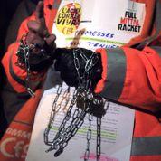 Les syndicats d'Arcelor reçus à l'Élysée