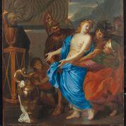 Un Charles Le Brun avait sa suite au Ritz
