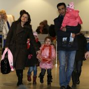 Syrie : les Russes évacués sont à Moscou