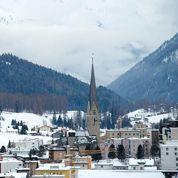 Les maîtres de l'Europe se retrouvent à Davos