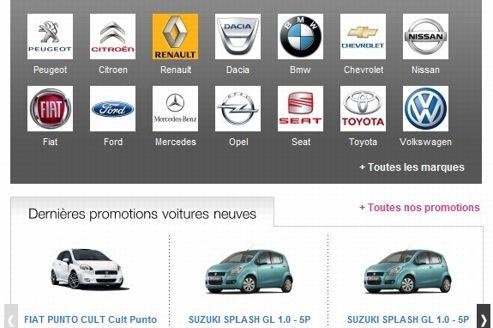 Bien acheter une auto sur internet for Acheter cuisine sur internet