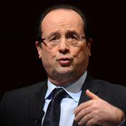 Hollande : «pas possible de négocier l'Europe»