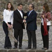 Sarkozy et Hollande face au dossier Cassez