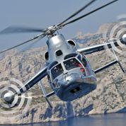 Eurocopter : gamme renouvelée d'ici à 2021