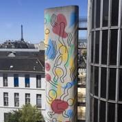 Des artistes au secours de Keith Haring