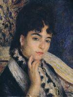Julia (1844-1940), épouse d'Alphonse Daudet