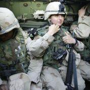 Les Américaines autorisées à combattre