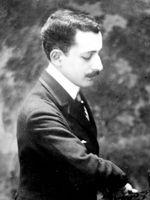 Lucien (1878-1946), frère cadet de Léon Daudet