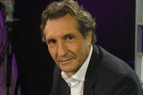 Jean-Jacques Bourdin - Crédit-photo: Bertrand Riotord - Le Figaro