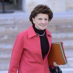 Michèle Delaunay , ministre chargée des Personnes âgées et de l'Autonomie.