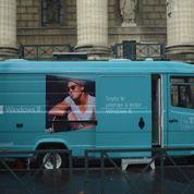 Windows 8 sillonne la France en camionnette