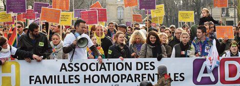 Les pro-mariage gay mobilisent moins que les anti