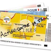 Offrez une autre vie à vos tickets repas 2012