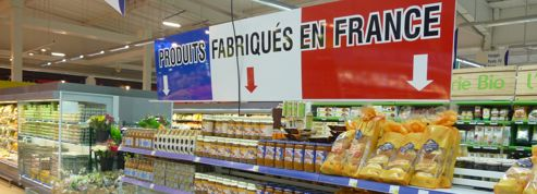 Le rayon «made in France» arrive dans les supermarchés