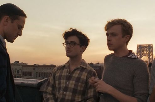 Kill your Darlings .
