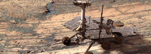 Le rover Opportunity encore en forme après 9 ans sur Mars