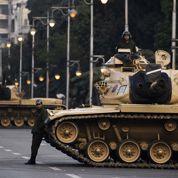 La mise en garde de l'armée égyptienne