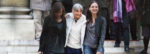 Françoise Larribe, ex-otage et toujours femme d'otage
