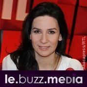 Marie Drucker, invitée du Buzz Média