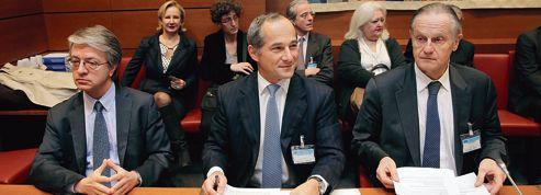 Premier bras de fer sur la réforme bancaire