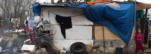 Roms: le retour des bidonvilles <br/>de la honte