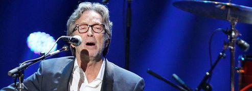 Eric Clapton publie un nouvel album