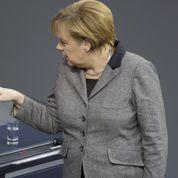 Merkel se détache de ses alliés libéraux