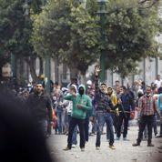 L'armée égyptienne en recours avant le chaos