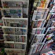 Quotidiens nationaux : diffusion stable en 2012
