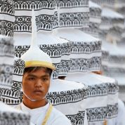 Au Cambodge, les funérailles de Sihanouk