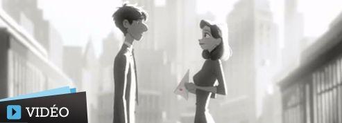 Disney dévoile Paperman , un joli conte de fée moderne