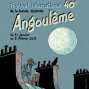 Angoulême, 40e édition : c'est parti !